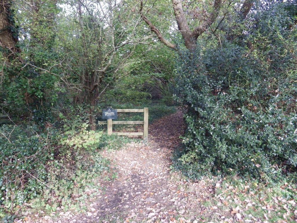Tincombe Nature Reserve